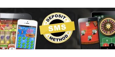 Казино с оплатой через СМС