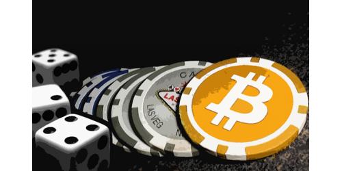 Биткоин казино